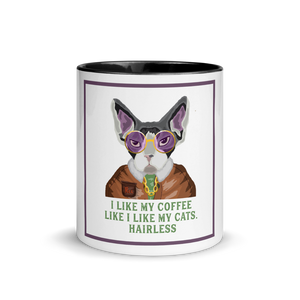 Hairless Coffee Mug