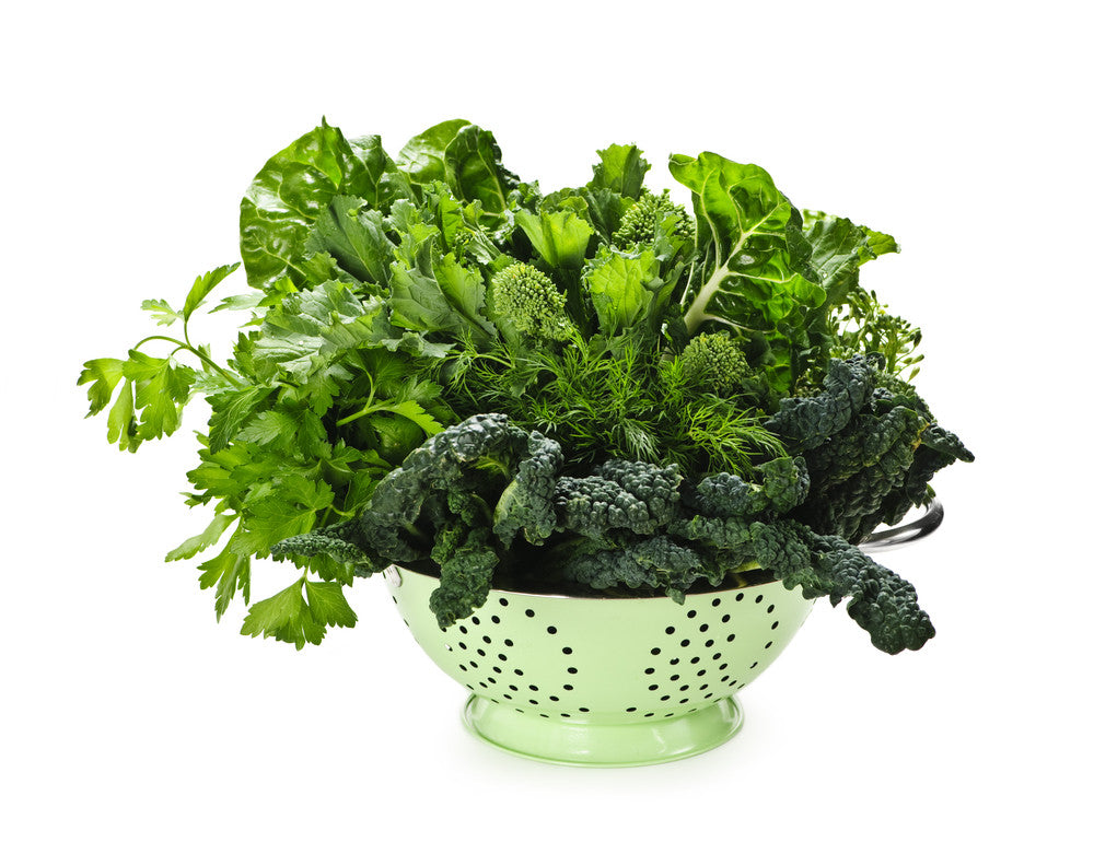 Leafy Green Veggies - The Ultimate