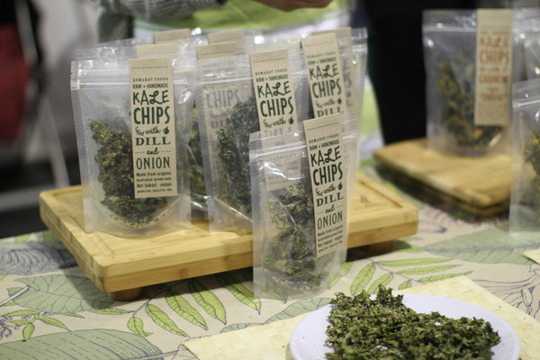 The Story of Kale Chips
