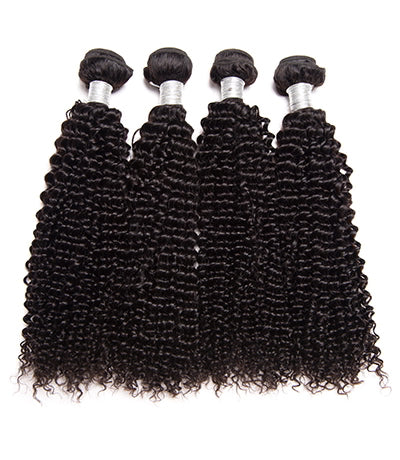 4 Bundles of Indian Kinky Curly