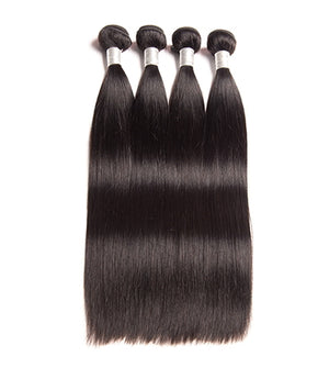 4 Bundles of Indian Straight Hair