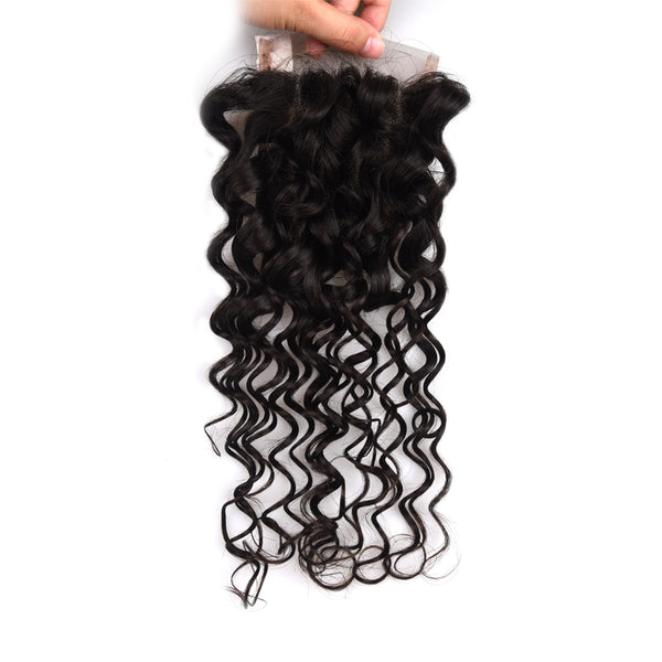 Indian Deep Wave Lace Closure