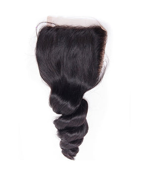 Indian Loose Wave Lace Closure