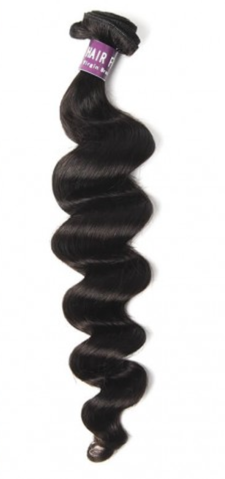 Indian Loose Curly Bundle