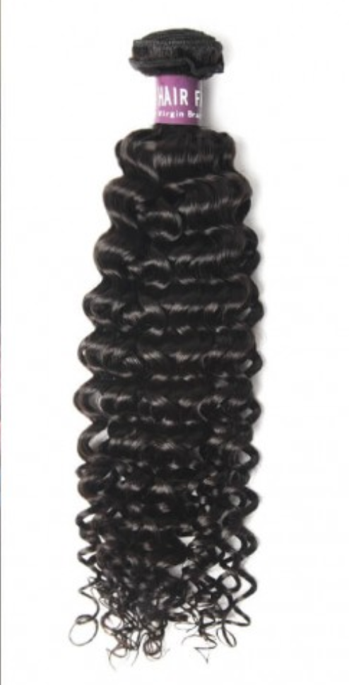 Indian Curly Hair Bundle