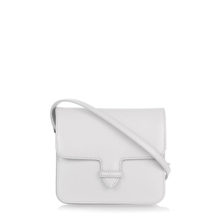 Off white small satchel