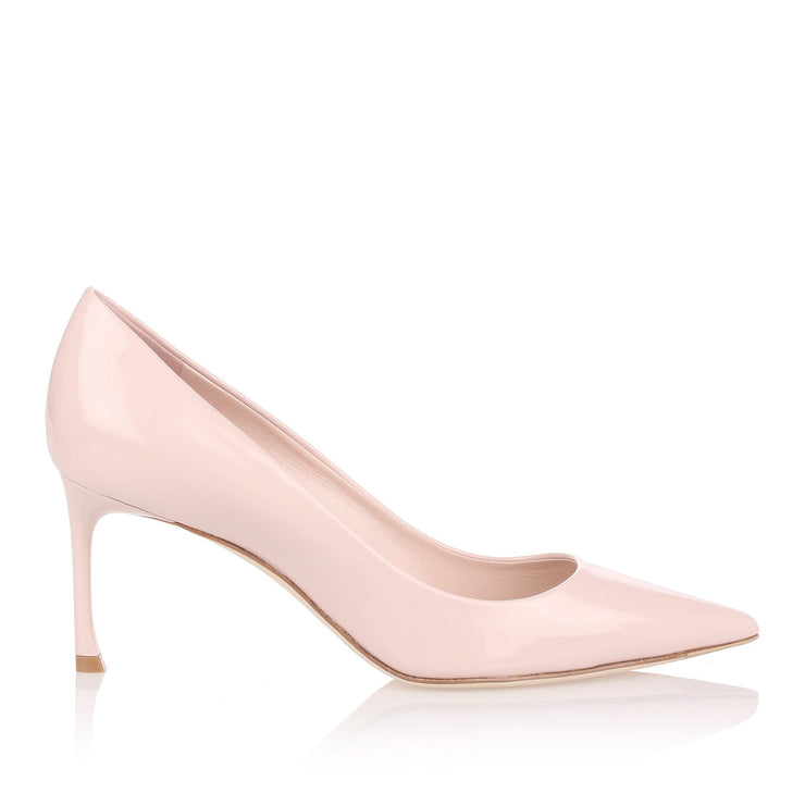 Essence 70 patent pink pump