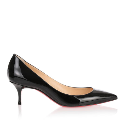 Pigalle Follies 55 black patent pump