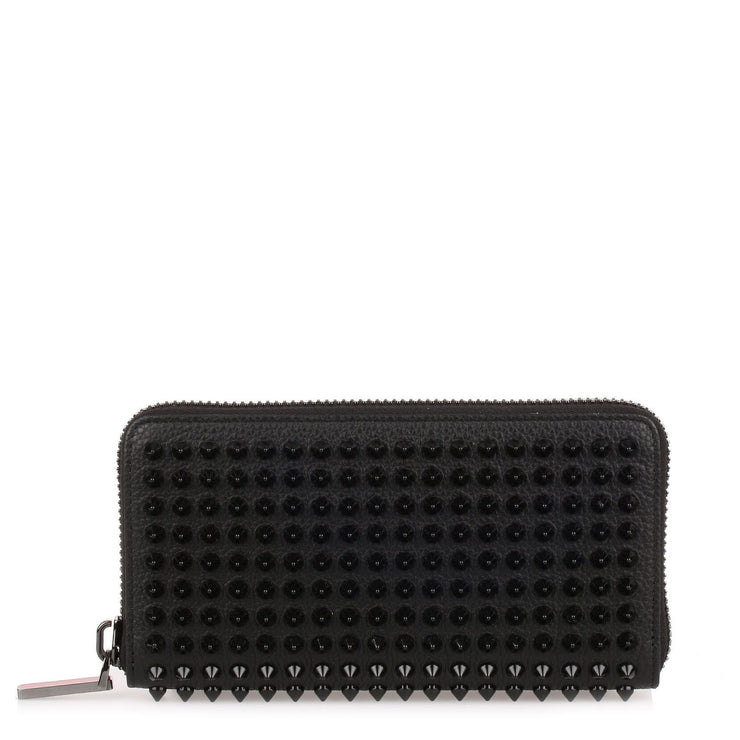 Panettone black empire spikes wallet