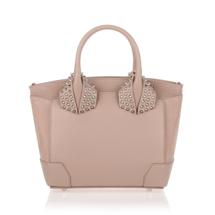 Eloise small cashmere leather bag