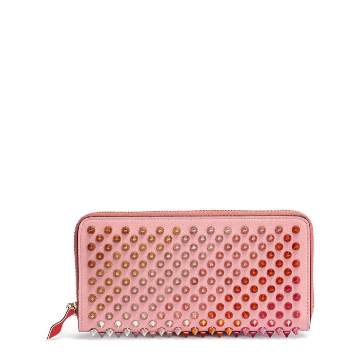 Panettone pink rainbow spikes wallet