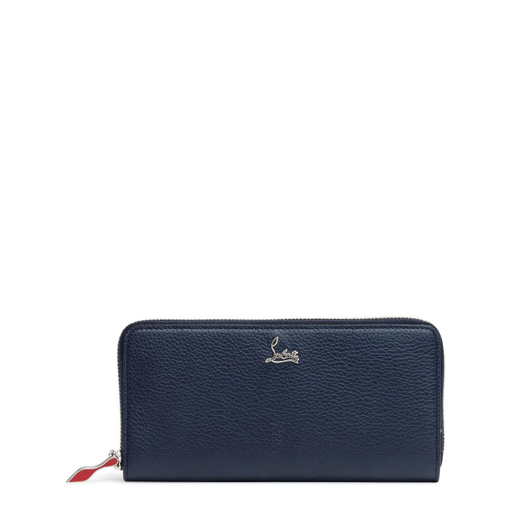 Panettone Dark Blue Leather Wallet