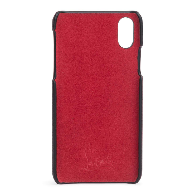 Loubiphone Loubinthesky case iPhone X
