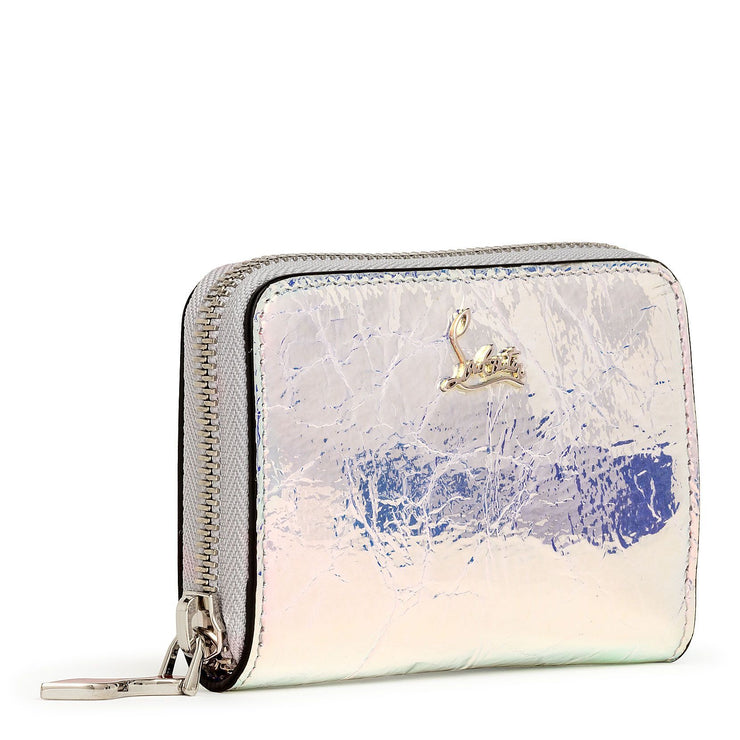 Panettone Banquise Metal leather coin purse
