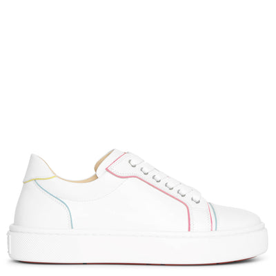 Vieirissima white multi leather sneakers