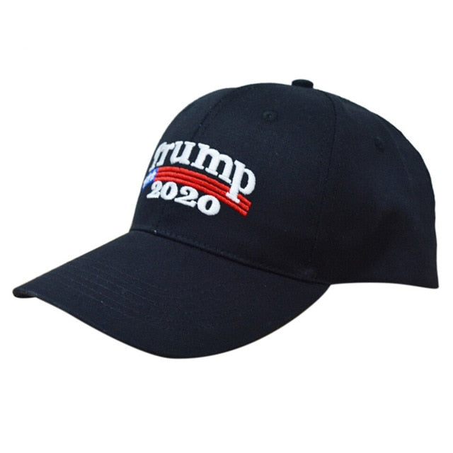 Trump 2020 Make America Great Again Donald Hat Black,Pink,Red Daddy Cap US Republican Black-Top