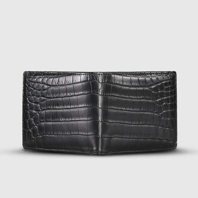 c'est beau  Nile crocodile  belly for men short wallet crocodile skin 2019 new