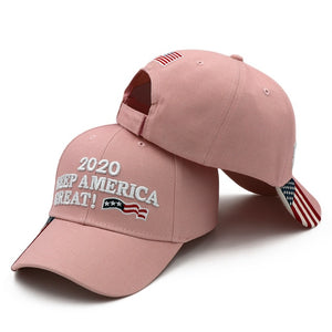 KOEP Donald Trump 2020 Cap Camouflage USA Flag Baseball Caps KEEP America Great Snapback President Hat Embroidery Drop Shipping