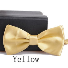 Load image into Gallery viewer, Boy Bow Tie High quality Bowtie Necktie Homme Noeud Papillon Corbatas Hombre Pajarita Gift for men Chirstmas gift