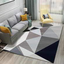 Load image into Gallery viewer, New Bohemia Style Washable Carpet Rug For Living Room Modern Printing Geometric Floor Rug Carpet For Parlor Mat Bedroom Washroom