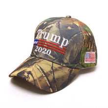Load image into Gallery viewer, Trump 2020 Make Keep America Great MAGA Hats Camo Camouflage