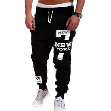 Load image into Gallery viewer, Men Casual Jogger Solid Hip Hop High Street Trousers Pants 2018 New Arrive Dance Sportwear Baggy Harem Pants Slacks Sweatpants