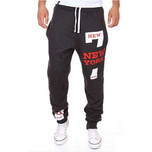 Men Casual Jogger Solid Hip Hop High Street Trousers Pants 2018 New Arrive Dance Sportwear Baggy Harem Pants Slacks Sweatpants