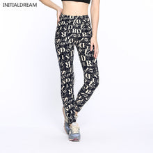 Load image into Gallery viewer, Push Up Leggings Plus Size Women Workout Pants Legins Fitness Leggins Legging Christmas Clothes Anti Cellulite Printed Leggings - Y O L O Fashion Store