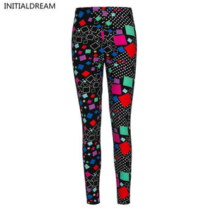 Push Up Leggings Plus Size Women Workout Pants Legins Fitness Leggins Legging Christmas Clothes Anti Cellulite Printed Leggings - Y O L O Fashion Store
