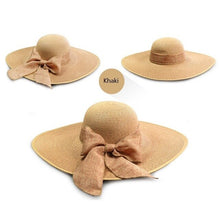 Load image into Gallery viewer, 2018 Ladies Summer Hats With Brim New Straw Hats For Women Beach Sun Hats Floppy Sunhat,Chapeau Femme,Chapeu De Praia - Y O L O Fashion Store