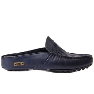 Sail-Lakers Genuine Leather Men Slippers Rubber-Soled Outdoor Slipper Flat Slippers Slip On Fashion Luxury Loafers zapatos de mujer туфли женские обувь женская - Y O L O Fashion Store