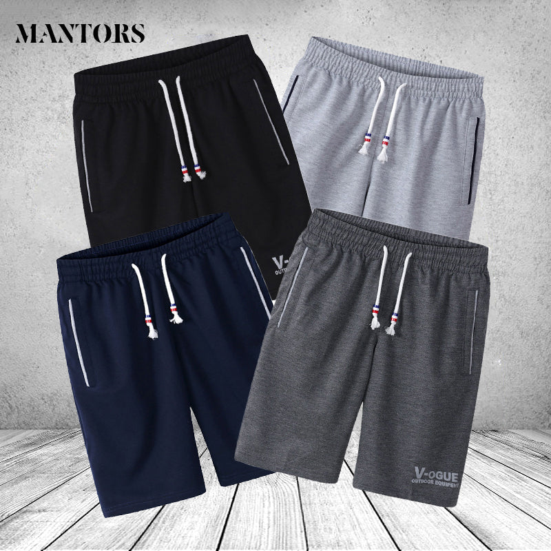 2020 Summer Solid Casual Shorts Men Cargo Shorts Plus Size 4XL Fitness Beach Shorts Male Fashion Brand Boardshorts