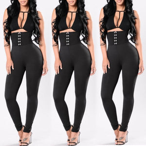 MeiHuiDa 2018 New Style Fashion Women Solid Fitness Leggings Ankle Length Stretch  High Waist Leggings