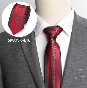 Mens Ties Formal Luxurious Striped Necktie Business Wedding Fashion Jacquard 6cm Ties for Mens Dress Shirt Accessories Bow Tie