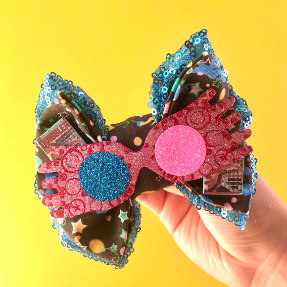 Luna Lovegood Inspired Bow