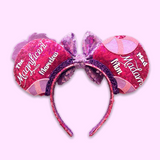 Madam Mim Inspired Mouse Ears