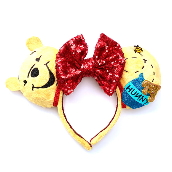 Pooh Inspired Mouse Ears