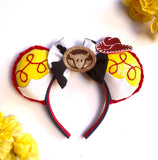Jessie Inspired Mouse Ears