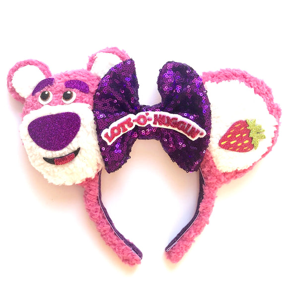 Lotso Inspired Mouse Ears