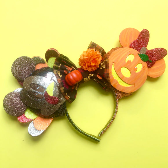 Thanksgiving Inspired Mouse Ears