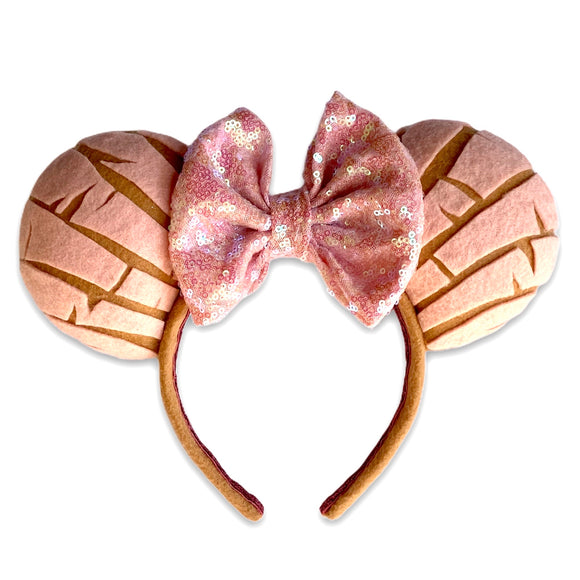Concha/Pan Dulce Mouse Ears