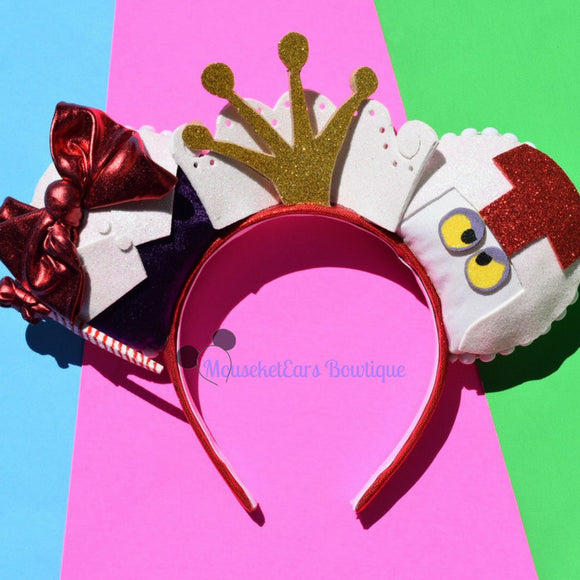 King Candy Inspired Mouse Ears