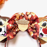 Chip 'n' Dale Inspired Mouse Ears