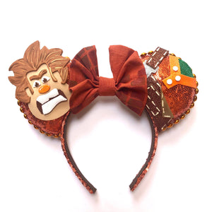 Wreck-It Ralph Inspired Mouse Ears