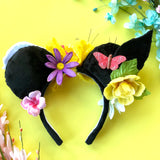 Flower Inspired Mouse Ears