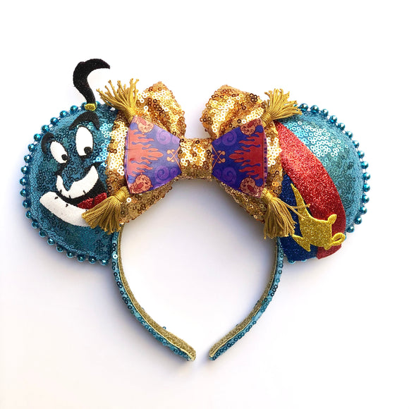 Genie Inspired Mouse Ears