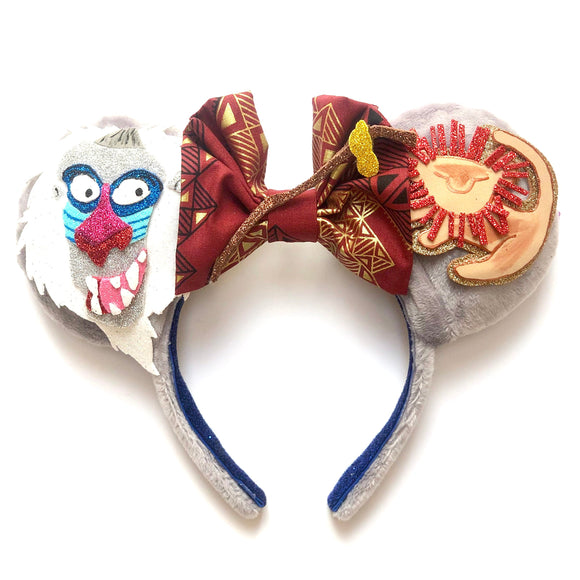 Rafiki Inspired Mouse Ears