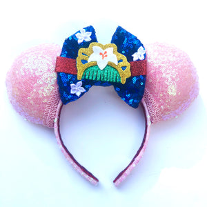 Mulan Inspired Mouse Ears