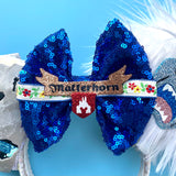 Matterhorn Inspired Mouse Ears