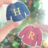 Christmas Jumper MB Sticker Set